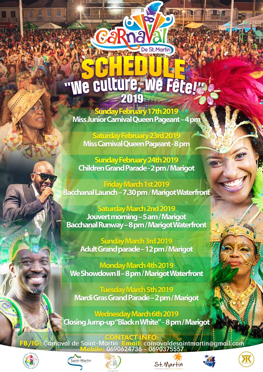 Francois Illas New Tradition: St.Martin Carnival 2018 (French Side)